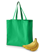 6 oz. Canvas Grocery Tote