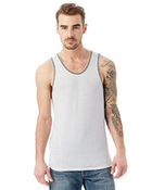 Men's Double Ringer Tank