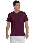 5.2 oz., 50/50 ComfortBlend® EcoSmart® Pocket T-Shirt
