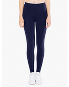 Ladies' Cotton Spandex Jersey Leggings