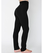 Ladies' Cotton/Spandex Yoga Pant